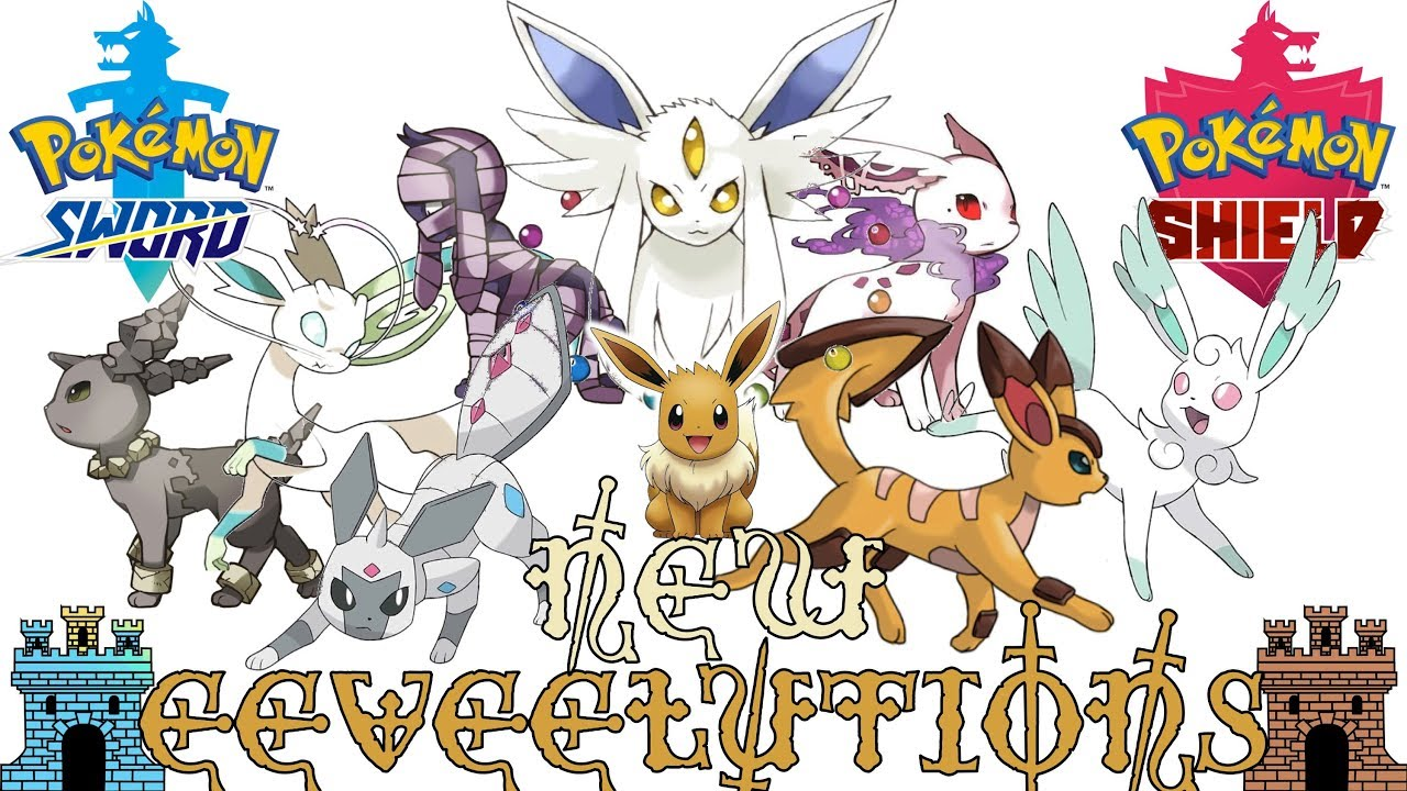 all sword and shield pokemon
