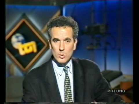 Lamberto Sposini @ TG1 Notte - 6/12/90 - YouTube