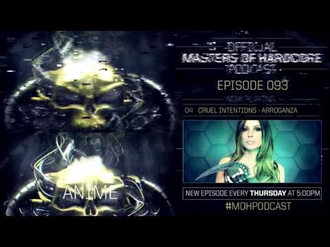Official Masters of Hardcore podcast 093 by AniMe