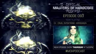 Video Official Masters of Hardcore podcast 093 by AniMe download MP3, 3GP, MP4, WEBM, AVI, FLV November 2017