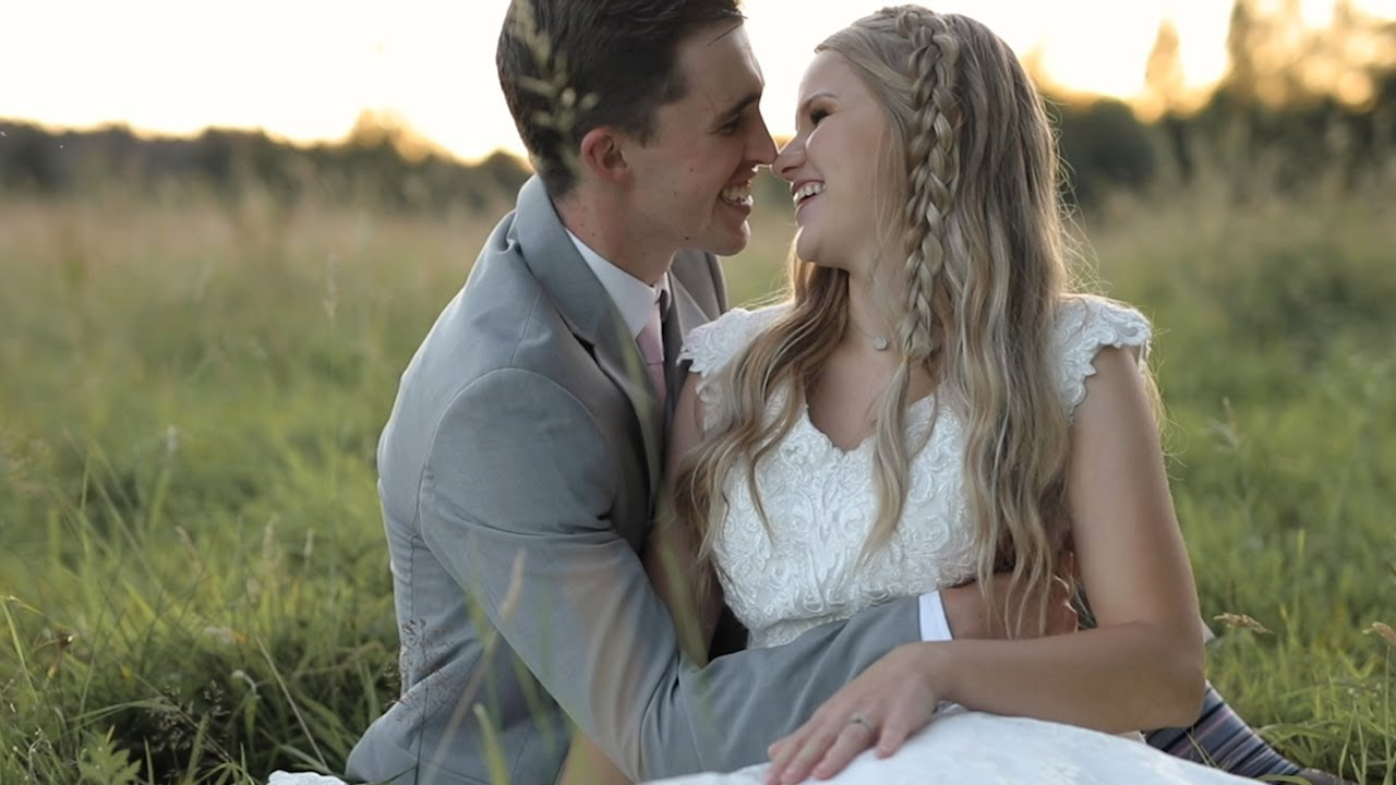 Christian + Makayla l Washington Wedding Video