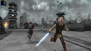 [1] Star Wars Battlefront 2 (PC): Mygeeto - Amongst the Ruins (No Commentary)