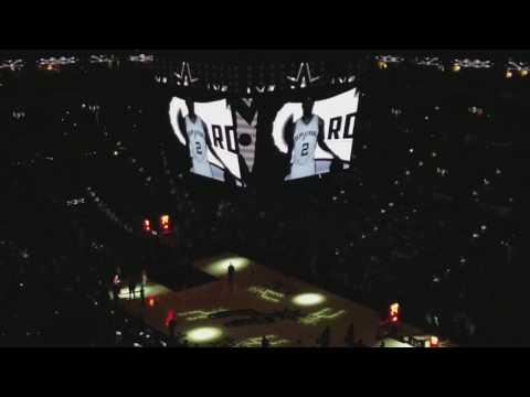 San Antonio Spurs 2016 Season Opener