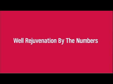Weatherford | Well Rejuvenation By The Numbers