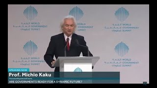 Perspectives  Towards the Future .  Michio Kaku .