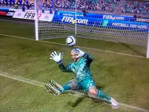 Mustapha Salifou in Fifa12 :D