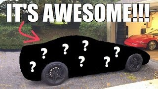 I BOUGHT The CHEAPEST Manual C5 Corvette in the USA...