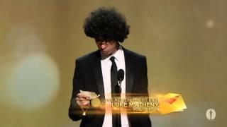 """God of Love"" winning Best Live Action Short Film"