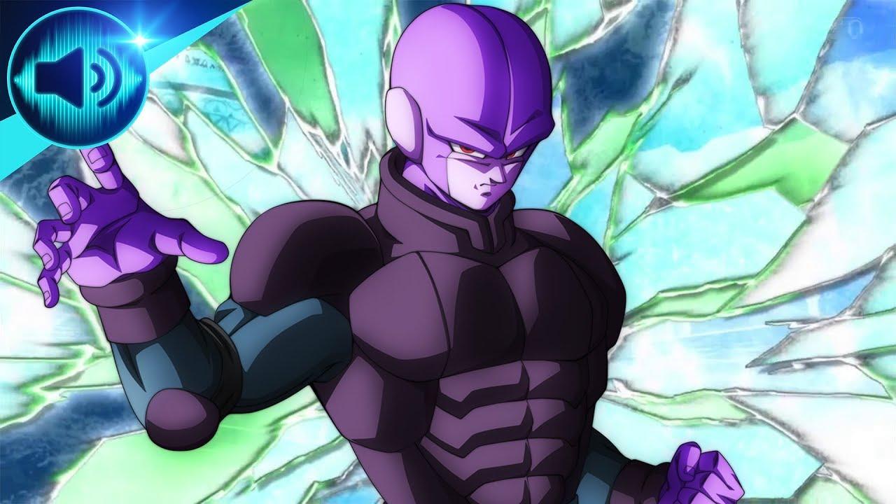 Dragon Ball Super Hit Time Skip Sound Effect 1 - YouTube