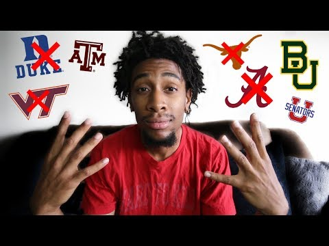 How I Played College Basketball With NO SCHOLARSHIPS!
