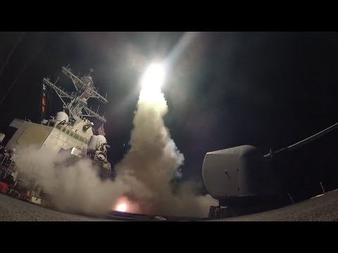 Does U.S. missile strike in Syria mark a change in Trump's national security priorities?