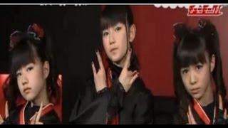 動画 BABYMETAL特集 ZIP チューモーク! 7月4日 ベビーメタル SU-METAL ...