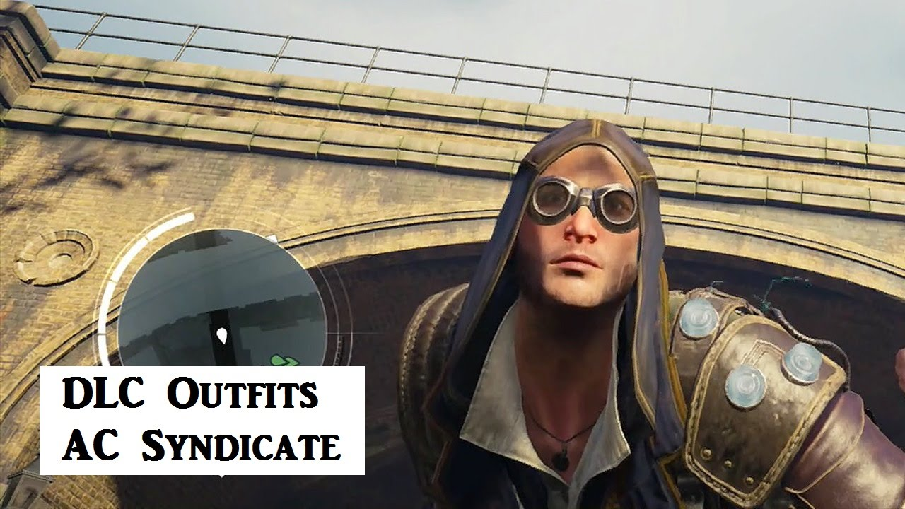 Dlc Outfits Assassin S Creed Syndicate Youtube