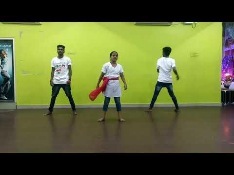 Kosmic Dance Studio,Galli ka Ganesh song, choreographed by Mahesh & prudhvi