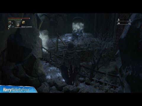 Bloodborne - Darkbeast Paarl Location and Boss Fight (Darkbeast Paarl Trophy Guide)