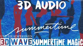 Childish Gambino Summertime Magic 3d Audio Use Headphones