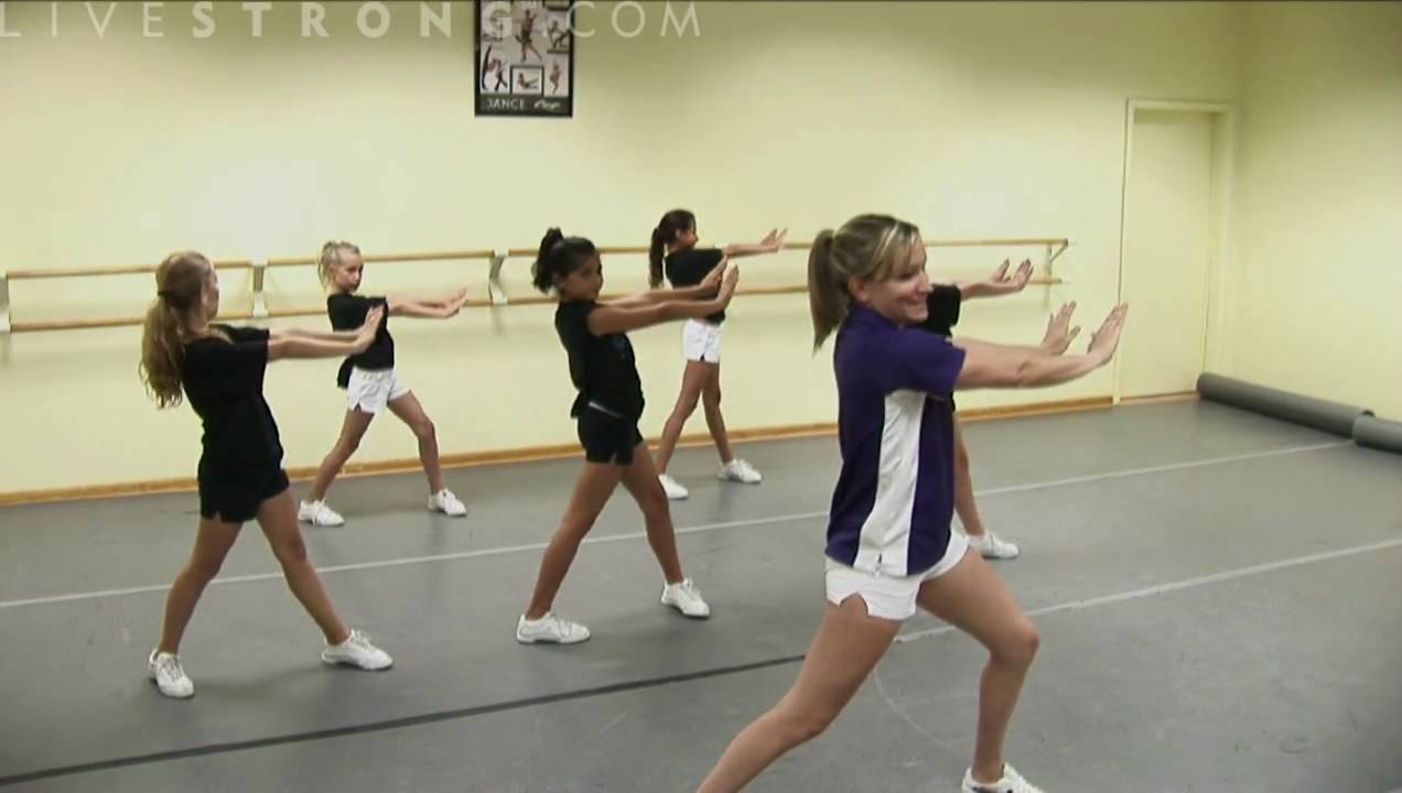 Online Cheerleading Dance Routines for Kids | Our Pastimes