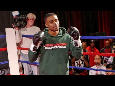 Errol Spence GRAND ARRIVAL IN DALLAS, TEXAS | Spence vs Garcia
