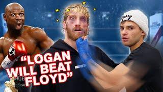 I Taught @Logan Pąul How To Knockout Floyd Mayweather!   Ryan Garcia Vlogs