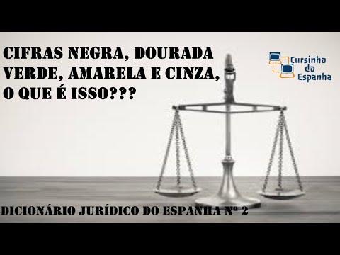 dicionário-jurídico-do-espanha-nº-2---cifras-negra,-dourada,-verde,-amarela-e-cinza,-o-que-é-isso???