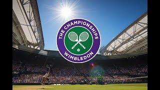 Уимблдон 2017 Результаты 1 круга. Новости тенниса. Wimbledon 2017. Tennis results.