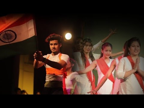 Vande Matram Dance Performance - Team Hum. (Song from the movie ABCD)