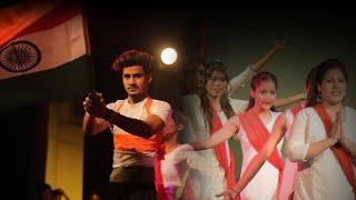 Gambar cover Vande Matram Dance Performance - Team Hum. Choreographed by: Nishika kashyap
