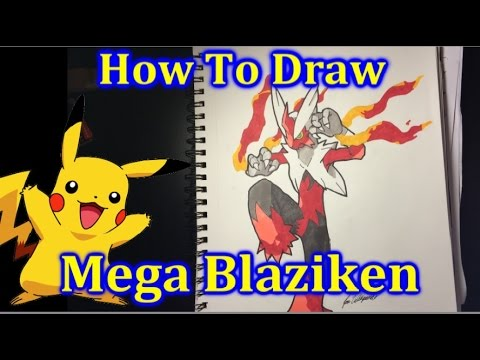 how to draw mega rayquaza step by step