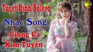 LK Nhạc Sống Bolero Tuyệt Đỉnh Bolero Nhạc Sống Từ Đó Em Buồn Liên Khúc Nhạc Sống Bolero D