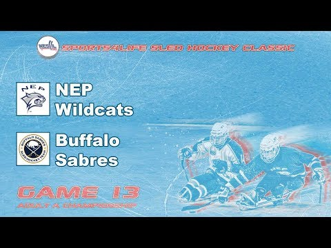 NESHL Sports4Life Classic, Day 3: Game 13 - NEP Wildcats vs. Buffalo Sabres