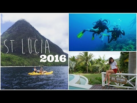 St. Lucia Travel Diary 2016