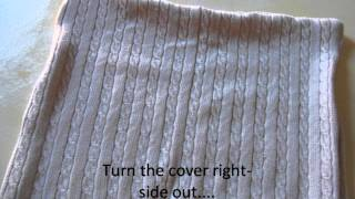 Chic on the Cheap: Recycled Sweater Projects