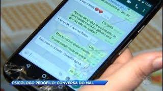 Psicólogo é preso por pedofilia durante atendimento no Rio Grande do Sul