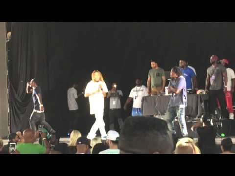 Fetty Wap Live in Indianapolis, Indiana One Hell of a Night Tour 8/15/2015