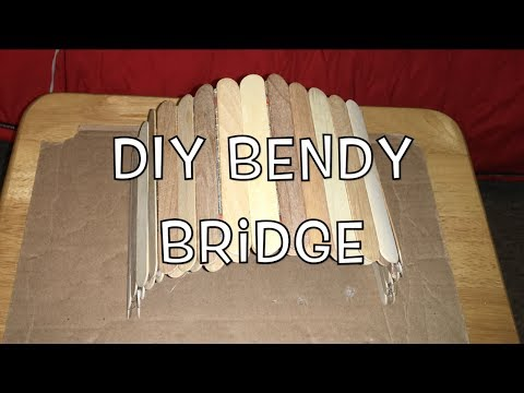 DIY Bendy Bridge For Rats