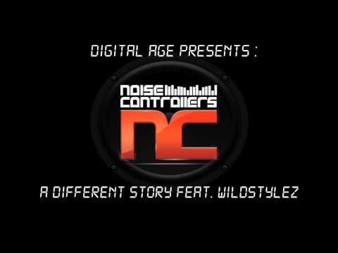 Noisecontrollers & Wildstylez - A Different Story
