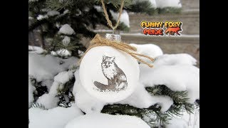 Merry Christmas Wishes from Funny Foxy