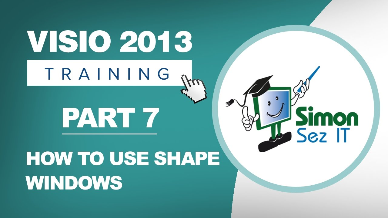 visio 2013 for beginners part 7 how to use the shapes window in visio 2013 - Windows Visio 2013