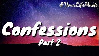 Confessions part 2 - usher (lyrics)