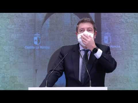 Page arremete contra los miembros de Podemos en el Gobierno ante los incidentes por Pablo Hasél