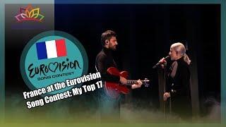 France At The Eurovision Song Contest: My Top 19 | ESCosimo