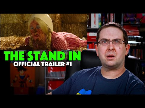 REACTION! The Stand In Trailer #1 – Drew Barrymore Movie 2020