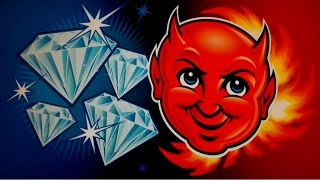 Diamonds & Devils Slot - LIVE PLAY Bonuses - Great Session!
