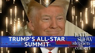 The Donald Trump Summit Spectacular