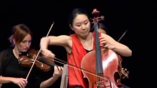 Angela Park - Joseph Haydn: Konzert für Violoncello und Orchester in D Dur 3. Satz