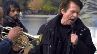 Actuación musical en directo en el Parque de El Retiro (Madrid) com...