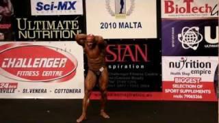 Andrzej Brzezinski - Competitor No 27 - Final - Over 50 - NABBA World 2010