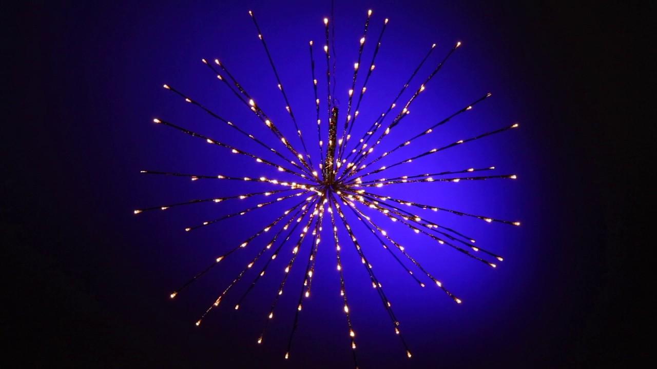 kerstster verlichting twinkle