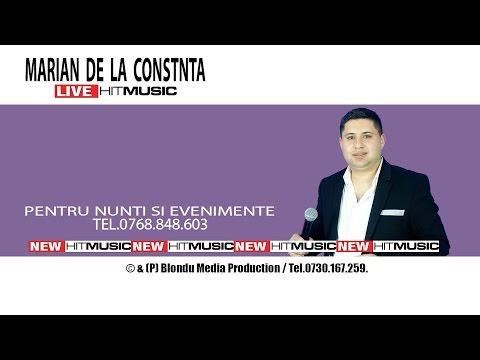 MARIAN DE LA CONSTANTA SI FORMATIA - COLAJ - LIVE - HD - 2015