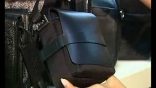 видео Как правильно выбрать барсетку, мужскую сумку, мужской портфель